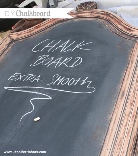 DIY_Chalkboard